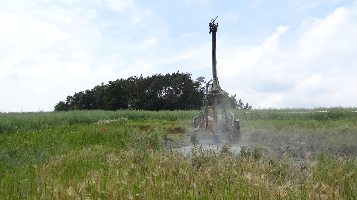 Vybudování vrtané studny