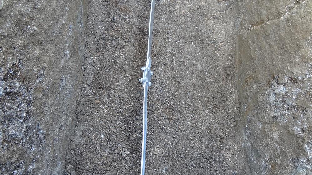 Spojení zemnícího pásku