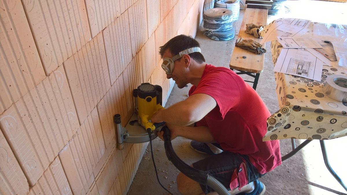 Elektroinstalace rodinného domu svépomocí