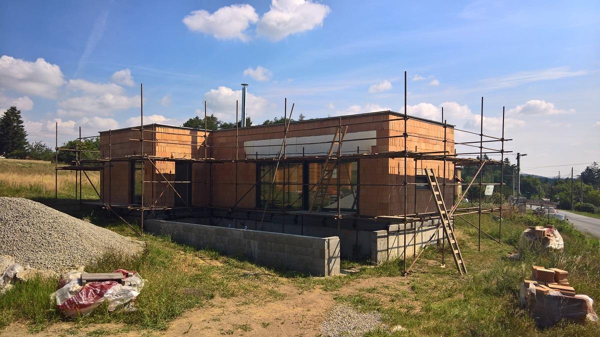 Stavba lešení