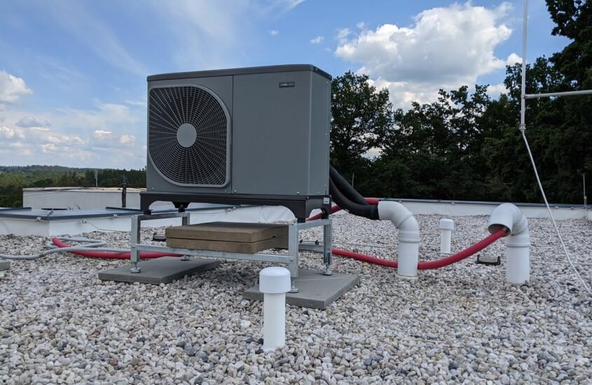 Žádost o dotaci na výměnu elektrokotle za tepelné čerpadlo