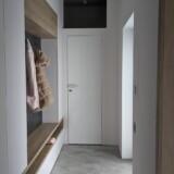 Montáž interiérových dveří